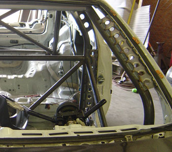 Roll Cage Gusseting Honda Tech Honda Forum Discussion